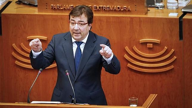 El PP considera sorprendente que Vara pida a sus compañeros que dimitan y él no lo hiciera tras perder en 2011