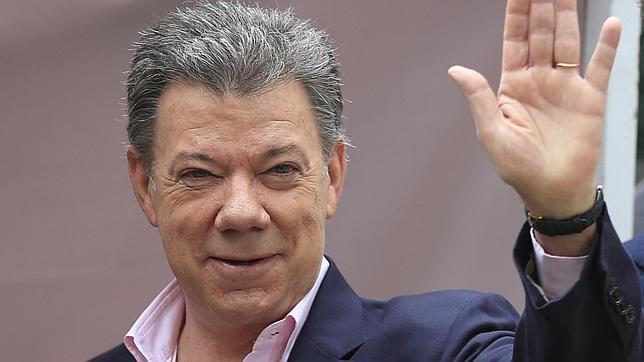 Juan Manuel Santos, reelegido presidente de Colombia