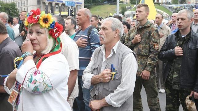 El ministro de Exteriores ucraniano llama «cabrón» a Putin
