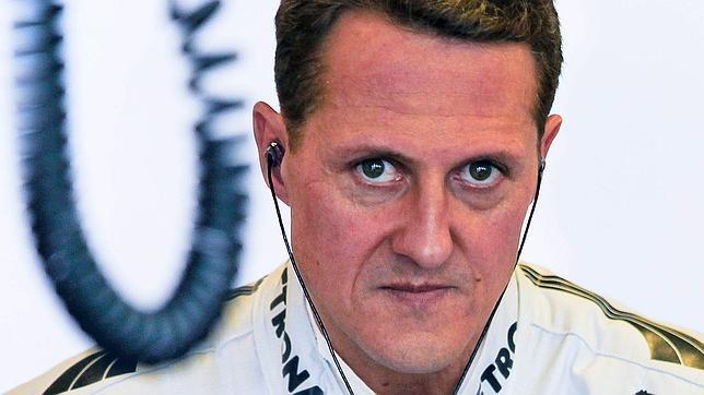 Michael Schumacher sale del coma
