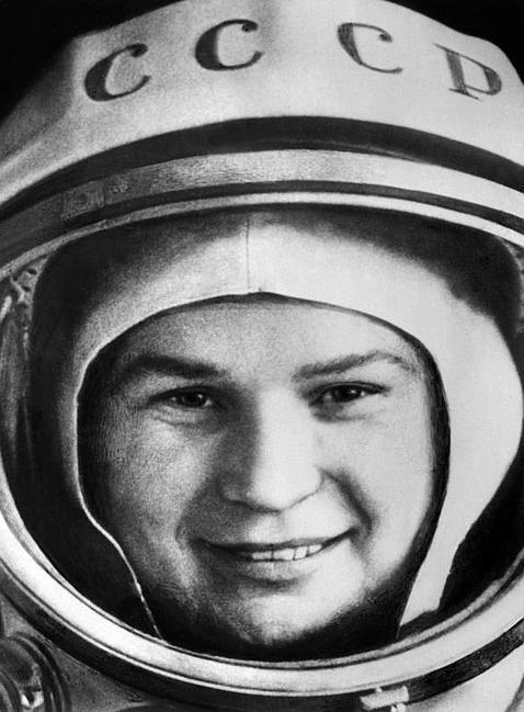 Valentina Tereshkova fue la primera mujer astronauta