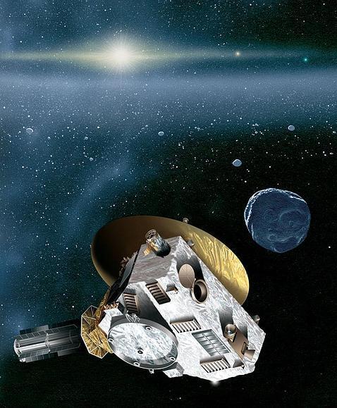 El próximo destino después de Plutón: una roca del tamaño de Manhattan