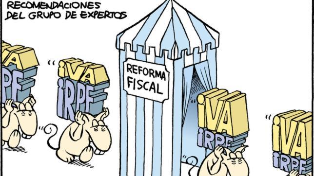 Las claves de la reforma fiscal