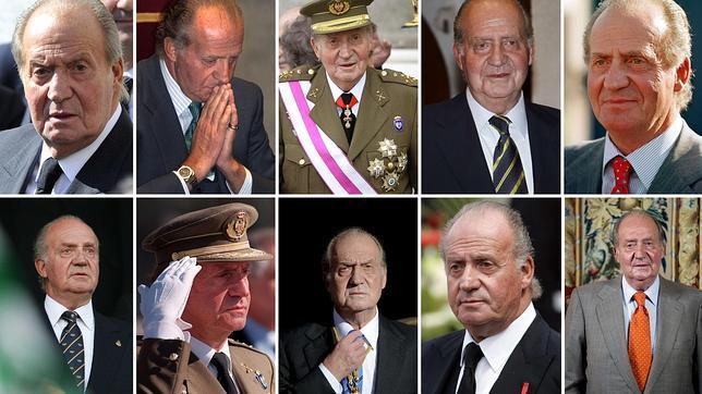 Juan Carlos I, 39 años al servicio de España
