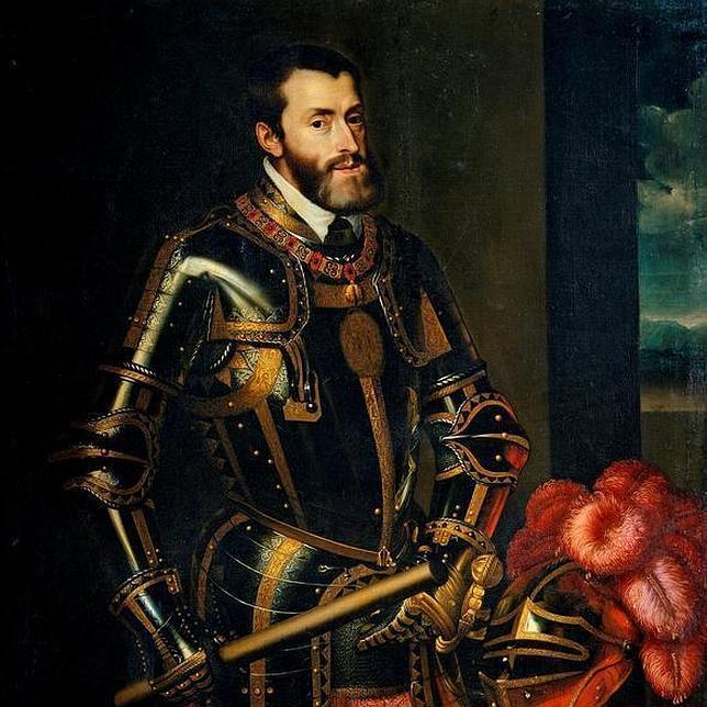 Los reyes, como Carlos I de España, eran de sangre azul o «pura»