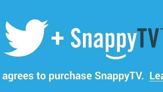 Twitter adquiere SnappyTV, un servicio para compartir vídeos