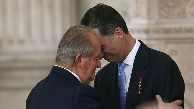 La proclamación de Felipe VI acapara la atención de Twitter