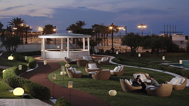 Imagen de la terraza Omega Lounge