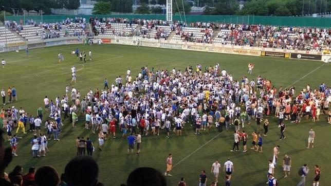 El Leganés regresa a Segunda división una década después
