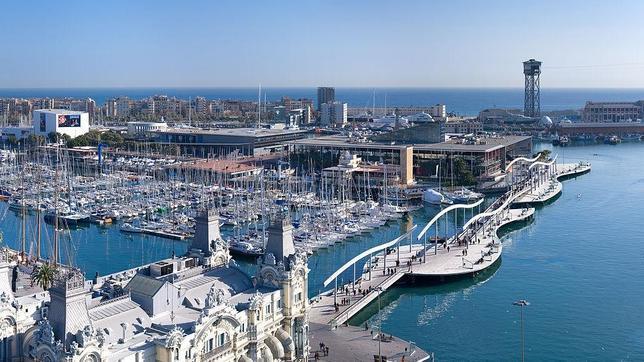 Los diez puertos más grandes de España
