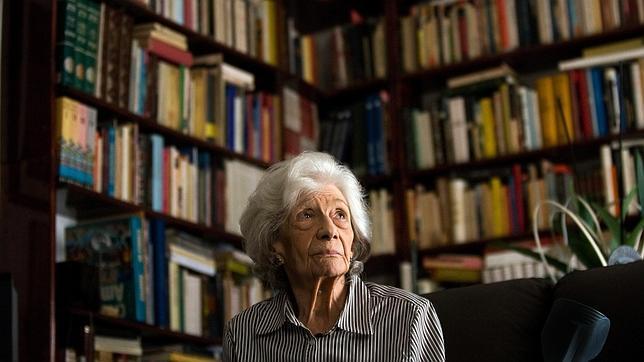 Muere la escritora Ana María Matute