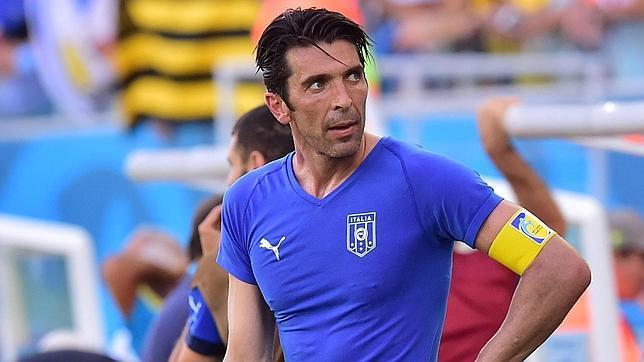 Buffon: «He demostrado estar al nivel cada vez que he jugado»