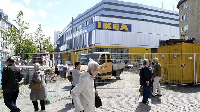 Ikea abre en Hamburgo su primera tienda situada en el centro de una ciudad