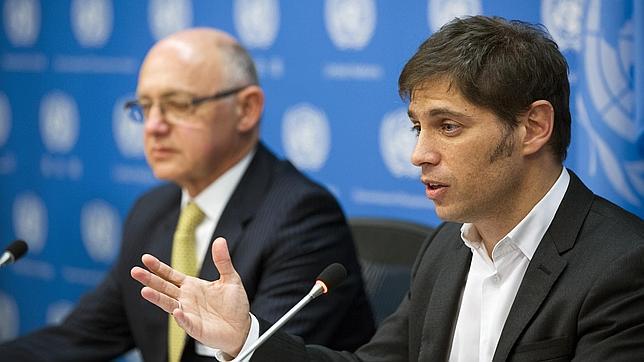 Argentina paga a los acreedores que aceptaron la reestructuración de la deuda