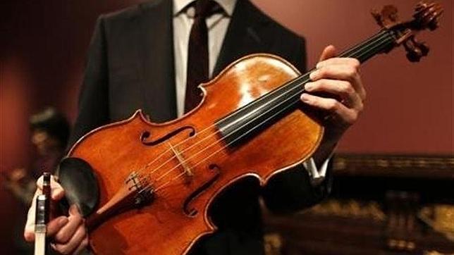 Una viola Stradivarius de 33 millones de euros se queda sin comprador