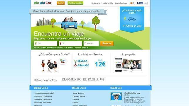 BlaBlaCar se llevará un 10% de comisión, ¿será ilegal ahora?