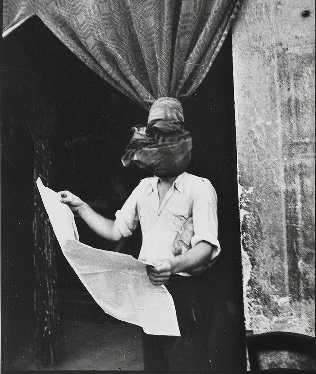 «Livorno, Toscana, Italia, 1933», de Cartier-Bresson