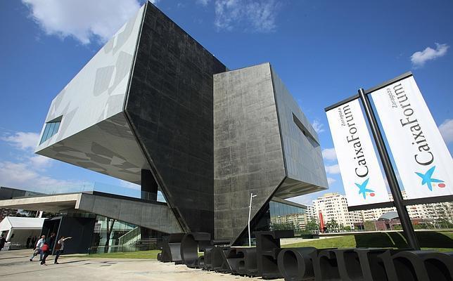 Zaragoza s ptima ciudad espa ola en inaugurar un caixaforum for Oficinas la caixa zaragoza
