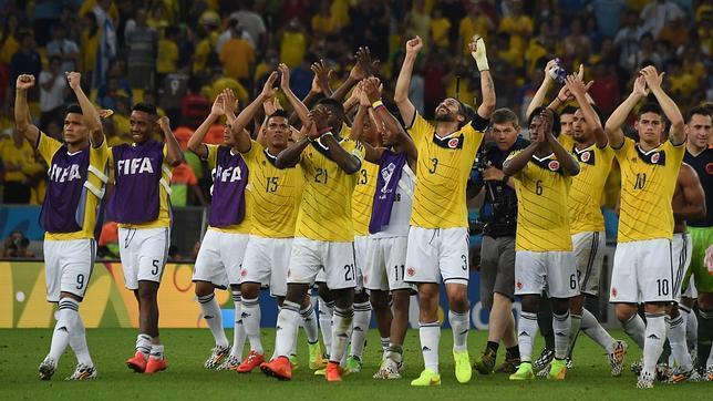 Mundial Brasil 2014 - James Rodríguez escribe la historia de ...