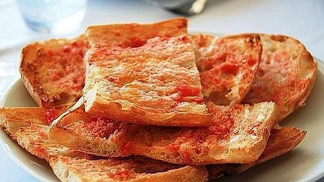 El origen no catalán del pan con tomate