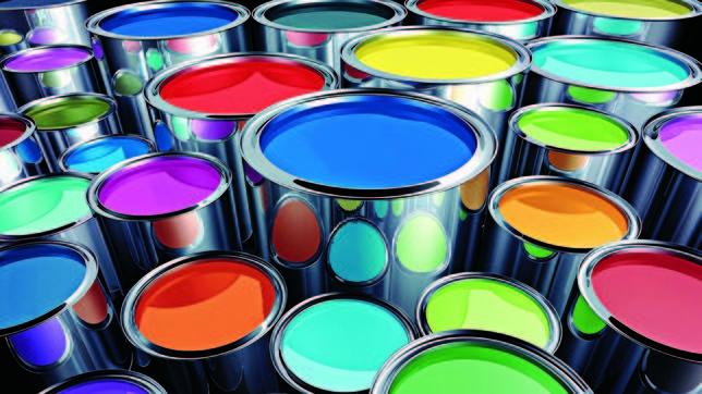 Denuncia a una tienda de pinturas por poner nombres - Nombres de colores de pinturas ...