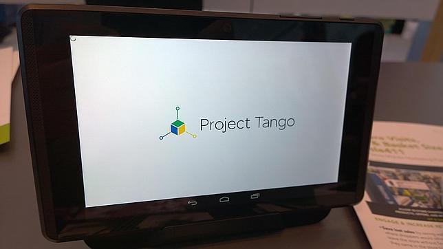 «Project Tango» de Google: tecnología 3D como nunca lo habías visto