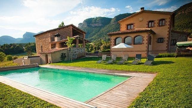 D nde est n las casas rurales m s baratas - Casas rurales con piscina cerca de madrid ...