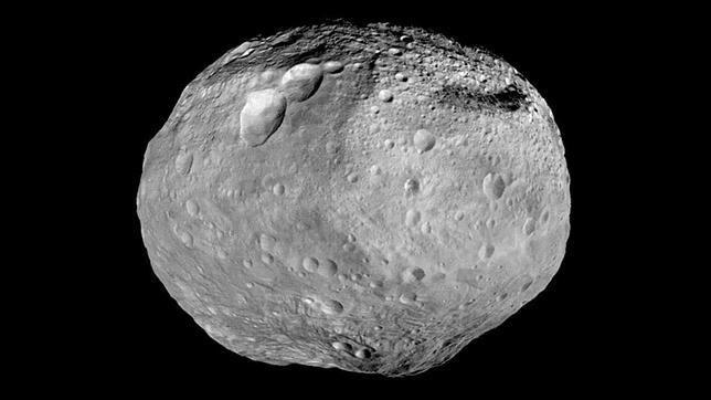 Encuentro de asteroides: Vesta y Ceres se acercan esta noche