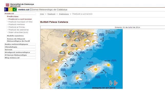 tiempo meteorologico en asturias: