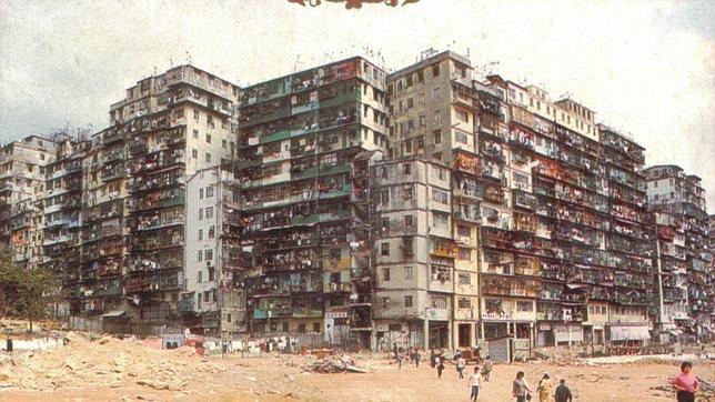 Kowloon desde el exterior