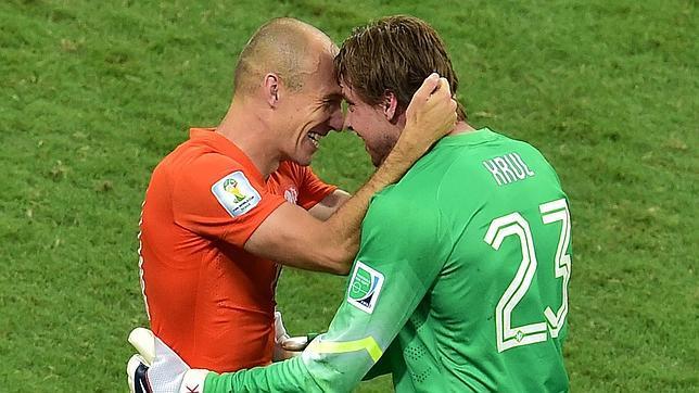 Holanda rompe la maldición