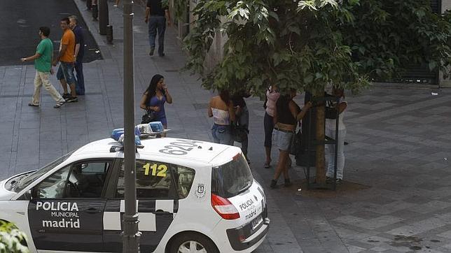 prostitutas calle montera madrid prostitutas de pago