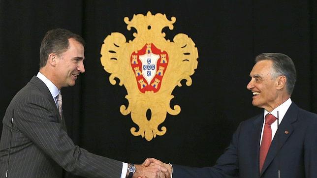 «Nos llena de emoción venir a Portugal como Reyes de España»