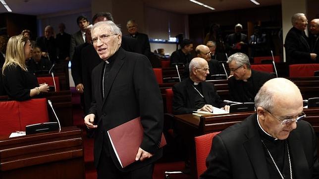 Rouco recuerda que «no hay base jurídica» para reducir el horario de la clase de Religión