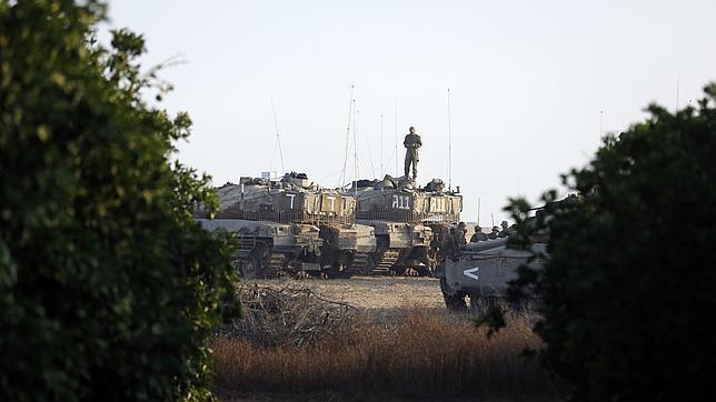 Al menos 23 muertos, entre ellos cuatro niños en la ofensiva israelí en Gaza