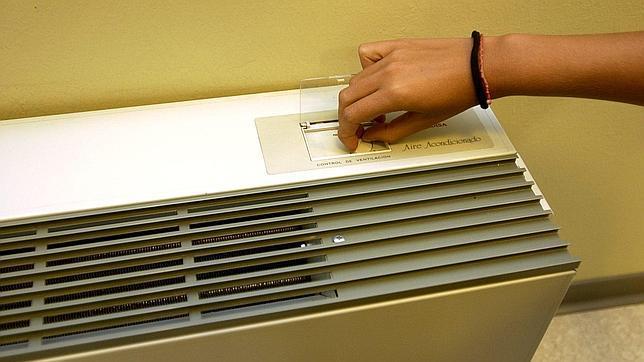 C mo usar el cuadro de aire acondicionado del hotel sin - Aire acondicionado cuadro ...