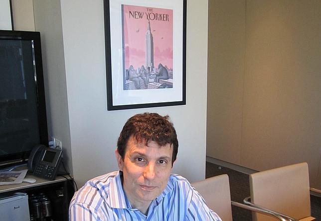 David Remnick, editor de The New Yorker