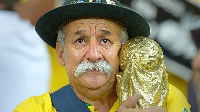 La derrota de Brasil en el Mundial ha sido el evento deportivo más «tuiteado»