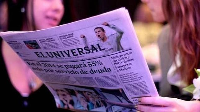 Un «chiringuito» español, creado para la compra de «El Universal»