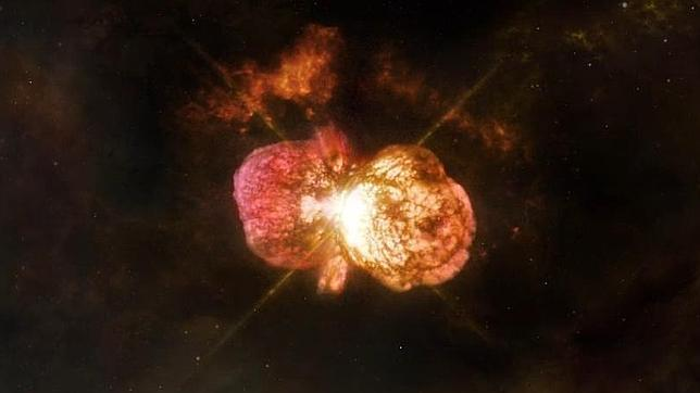 La «Gran Erupción» que iluminó el cielo en el siglo XIX