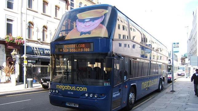Llegan a España los buses «low cost» con billetes a 1 euro para viajar por Europa
