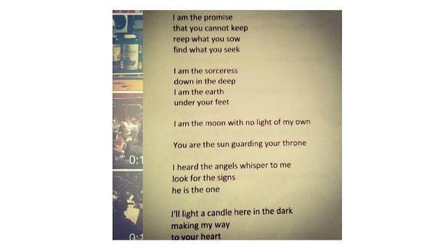 letra de la cancion music de madonna: