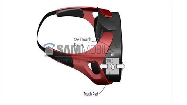 Gear RV: así será la realidad virtual de Samsung