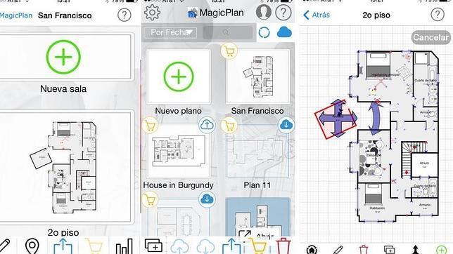 Programas para decorar casas cheap la versin online para for App para hacer planos