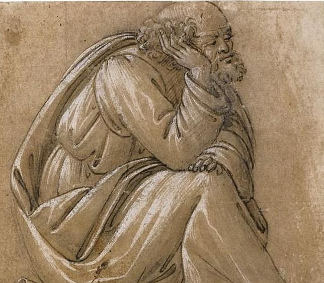 Dibujo de Botticelli vendido anoche en Londres