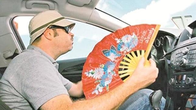 Así se enfría el interior de un coche sin usar el aire acondicionado