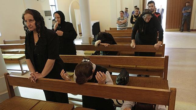 Todas las iglesias de Mosul han sido ocupadas por los yihadistas