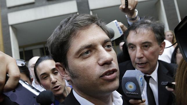 El ministro de economía de Argentina no se reunirá con los «fondos buitre»