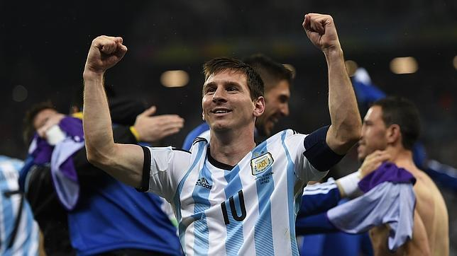 Conmebol confirma que aunque Argentina pierda una nueva final, irá a Copa Confederaciones.