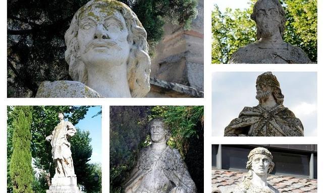 Descubre los seis reyes de piedra de Toledo